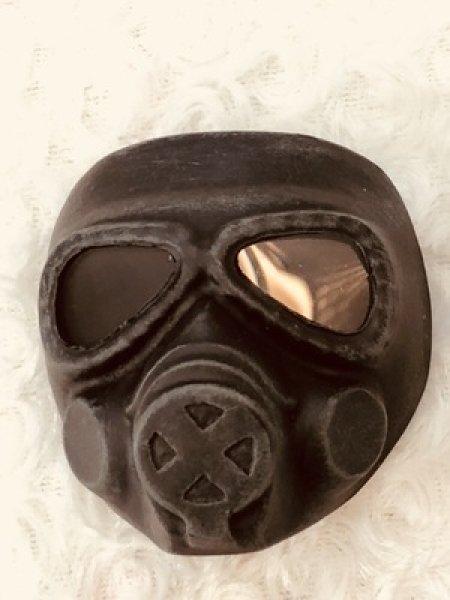 画像1: にゃー様製作 シンデレラフィットする『ガスマスク』プーリップ、テヤンsize (1)